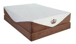 DynastyMattress 10 Inch CoolBreeze Gel Memory Foam Mattress
