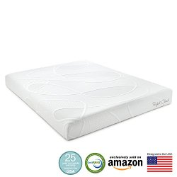 Perfect Cloud Supreme 8 Inch Memory Foam Mattress Review