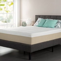 Sleep Master Memory Foam 14 Inch Mattress Review